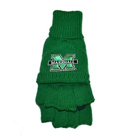 Marshall University Flip-Top Mitten