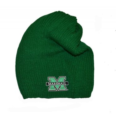 Marshall University Slouch Beanie