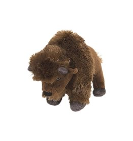 Mini Bison Plush