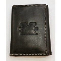 Marshall University Tri-Fold Westbridge Wallet