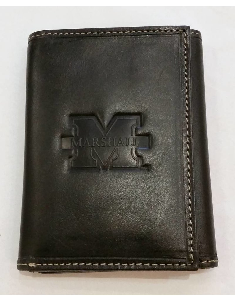 Marshall University Tri-Fold Westbridge Wallet