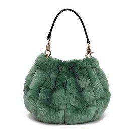 Fabulous Faux Fur Handbag