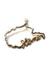 WV State HOME Necklace