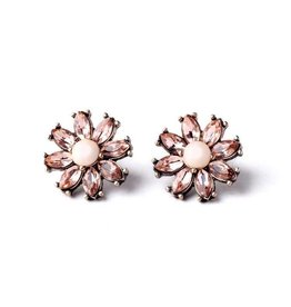 Mary & Millie Mildred Floral Earrings