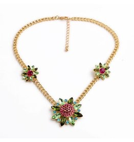Mary & Millie Betty Bloom Necklace