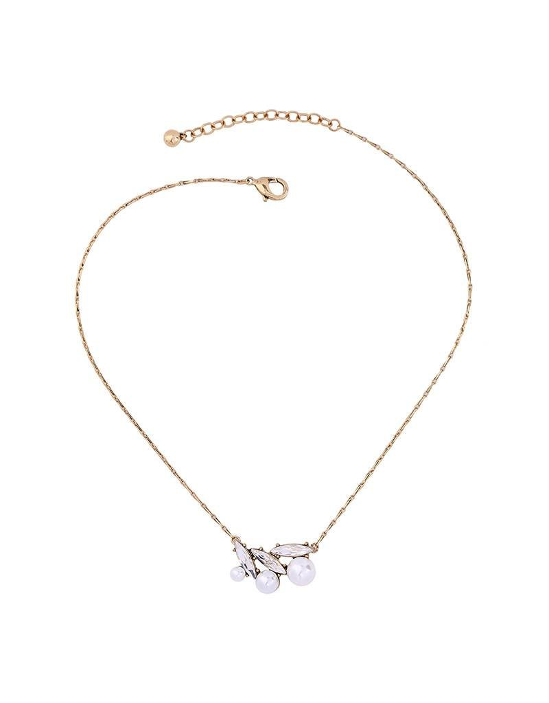 Mary & Millie Pearly Gate Necklace