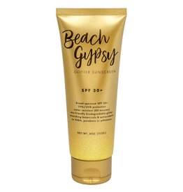 Beach Gypsy Glitter Sunscreen