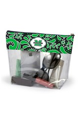 Marshall University Clear Travel Pouch