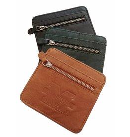 Inside Out Zipper Card Case