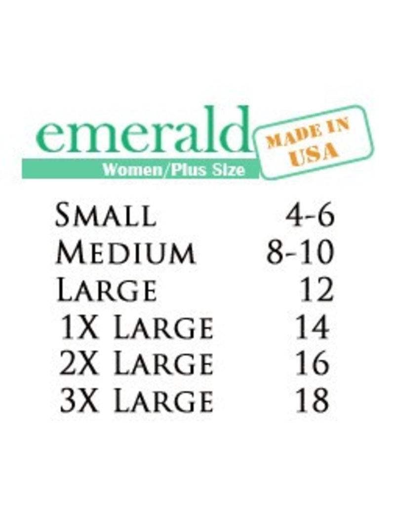 Emerald Mini-Peplum Tee