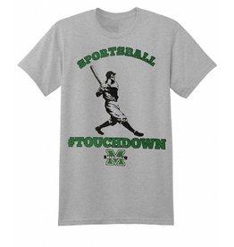 Marshall True Fan Sportsball Tee Shirt
