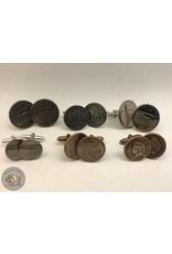 Making Cent$ Cufflinks