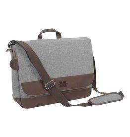 Marshall Heathered Messenger Bag