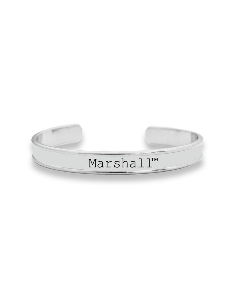 Marshall University Cuff Bracelet