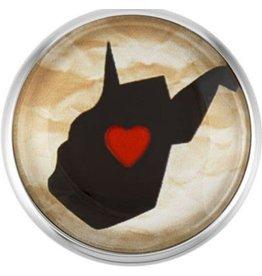 West Virginia Heart Snap