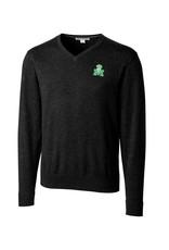 Marshall Cutter & Buck Lakemont V-Neck Sweater