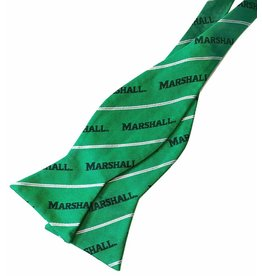 Marshall University Silk Bow Tie