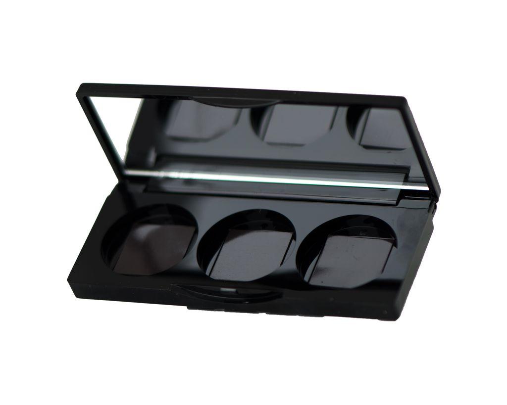 3-well Eyeshadow Compact