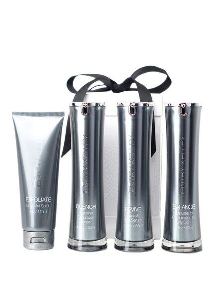 Holiday Skincare Set - Oily Skin