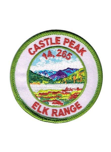 PATCH WORKS Castle Peak Patch