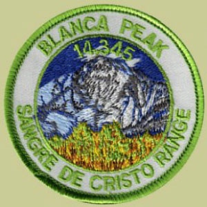 PATCH WORKS Blanca Peak Patch