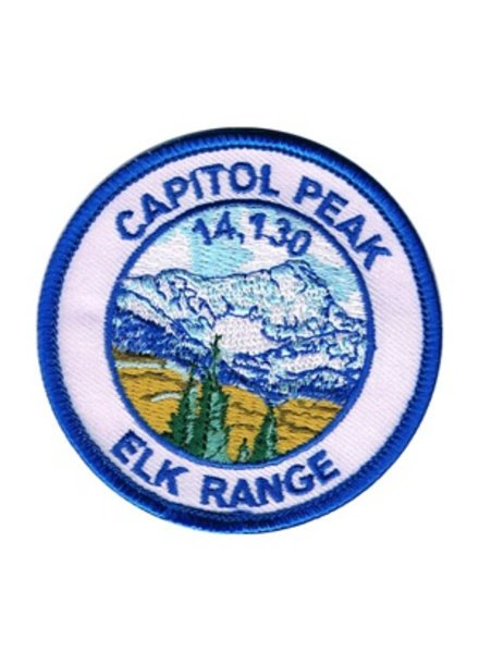 PATCH WORKS Capitol Peak Patch