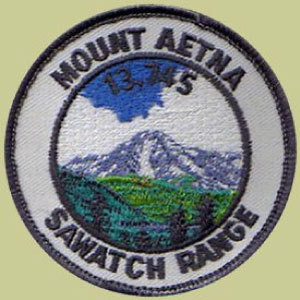 PATCH WORKS Mount Aetna Patch