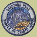 PATCH WORKS Crestone Peak Patch