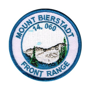 PATCH WORKS Mount Bierstadt Patch