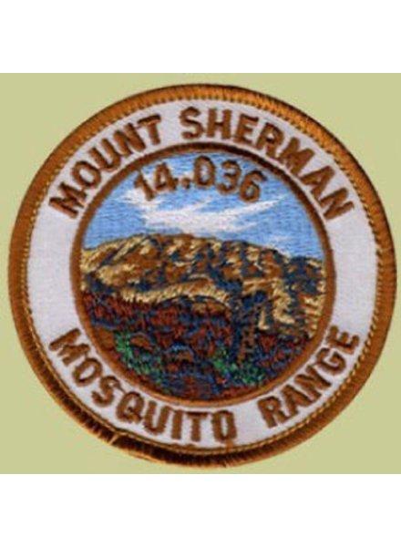 PATCH WORKS Mount Sherman Patch