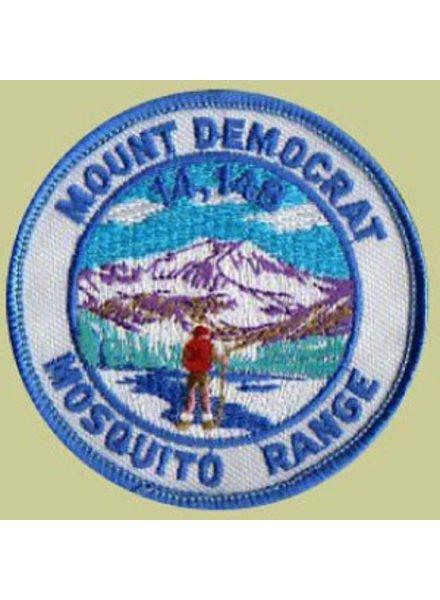 PATCH WORKS Mount Democrat Patch