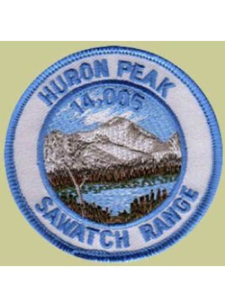 PATCH WORKS Huron Peak Patch