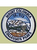 PATCH WORKS Mount Columbia Patch