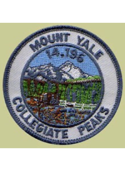 PATCH WORKS Mount Yale Patch