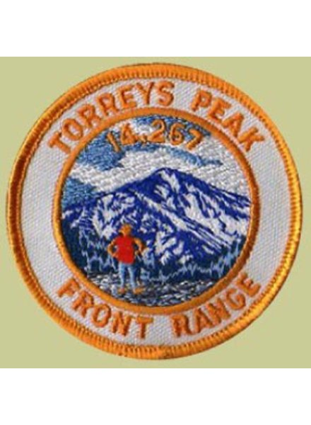 PATCH WORKS Torreys Peak Patch