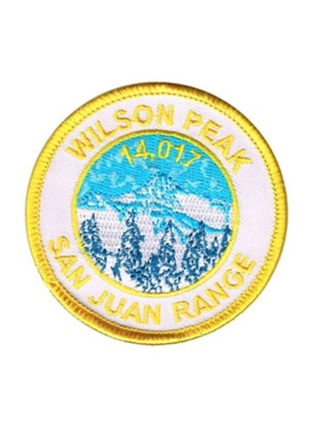 PATCH WORKS Wilson Peak Patch