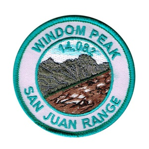 PATCH WORKS Windom Peak Patch