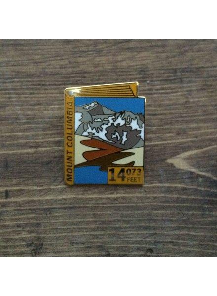 TOPP Mount Columbia Pin