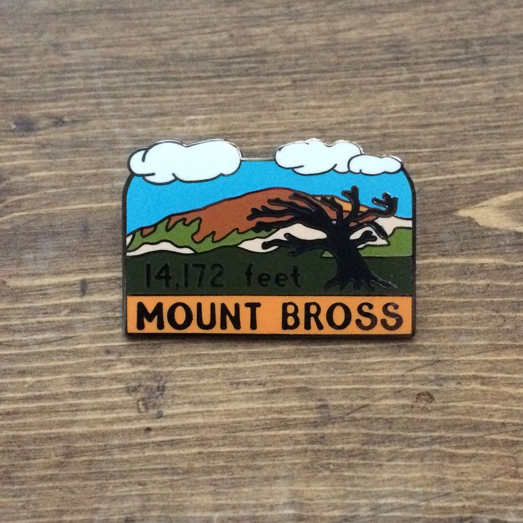 TOPP Mount Bross Pin