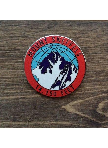 TOPP Mount Sneffels Pin