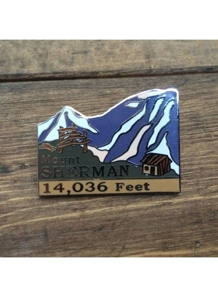 TOPP Mount Sherman Pin