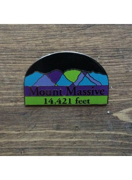 TOPP Mount Massive Pin