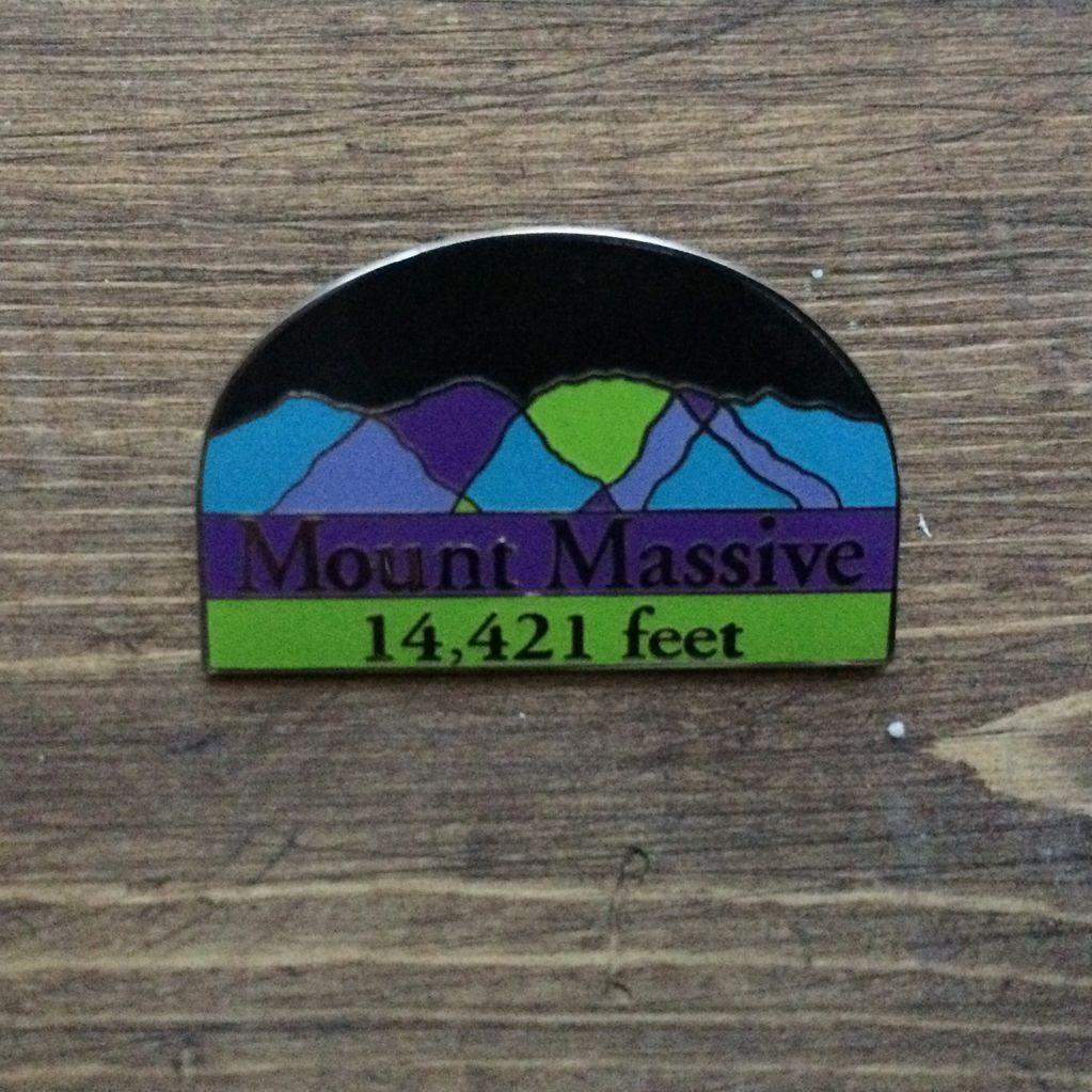 TOPP Mount Massive Pin