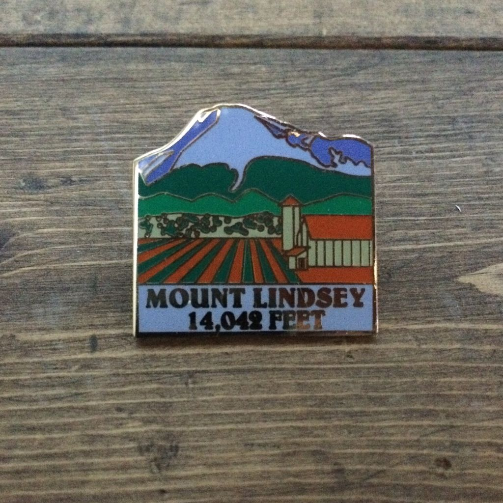 TOPP Mount Lindsey Pin