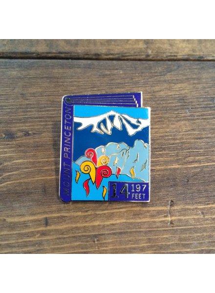 TOPP Mount Princeton Pin