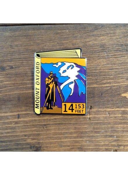 TOPP Mount Oxford PinMount Oxford Pin