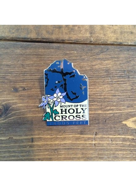TOPP Mount of the Holy Cross Pin