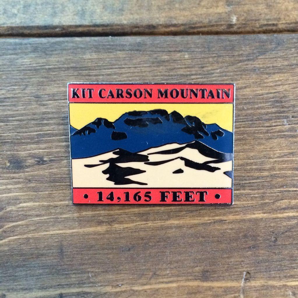 TOPP Kit Carson Peak Pin