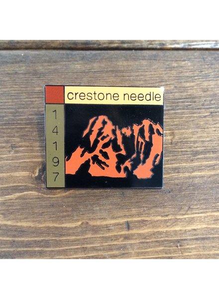 TOPP Crestone Needle Pin