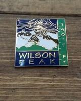 TOPP Wilson Peak Pin